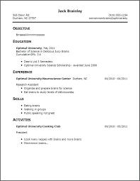 Resume With No Job Experience Amazing 4717 Resume Template With No Job Experience Mysticskingdom