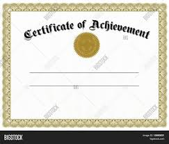 certificate template pages vector certificate template gold vector photo bigstock