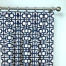 Navy Blue Patterned Curtains Extraordinary Navy Blue Patterned Curtains Decorating Curtai Mdrive