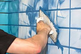 how to clean grout haze grout residue being left behind in grouting process