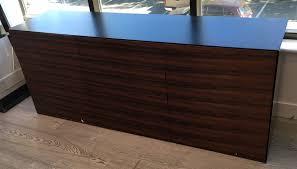 white office credenza. Wonderful Office Design Nino Credenza Black Modern Credenza: Full Size White