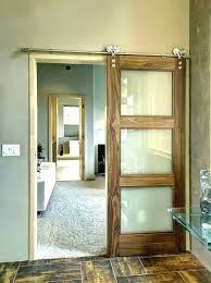 narrow barn door fabulous sliding interior plans attractive with regard to kit