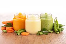The Pros and Cons of Homemade <b>Baby Food</b>