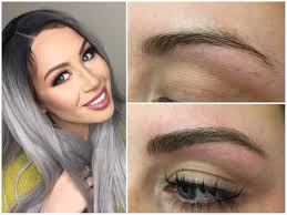 microblading eyebrow tattoo experience before and after cc clarke beauty you