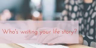 who s writing your life story here s a hint it ought to be  who s writing your life story here s a hint it ought to be you group therapy associates