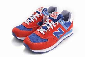 new balance shoes red and blue. men shoes new balance ml574ycr red blue white and
