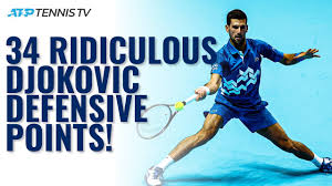The gwta offers many free and low cost tennis programs for kids and youth players. 34 Times Novak Djokovic Won A Tennis Point With Ridiculous Defence Youtube