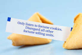 25 Funny Fortune Cookie Sayings   Reader's Digest