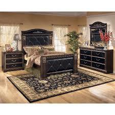 Coal Creek Mansion Bedroom Set