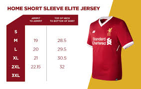 2017 2018 Liverpool Fc New Balance Jersey Your Guide To The