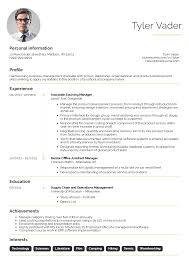 Business Manager Sample Resume Business Manager Resume Example Examples Of Resumes 13