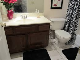 Bathroom Decor Stores Small Bathroom Remodel On A Budget Future Expat Oil Rubbed Bronze