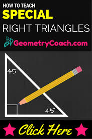 click the image to get the worksheets special right click the image to get the worksheets special right triangles are the foundation of