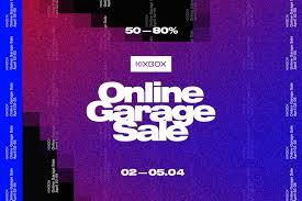 KIXBOX Online Garage Sale
