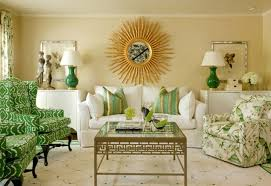 Living Room  Orange Wall Ideas Interior House Paint Colors Floral - Livingroom paint color