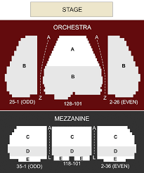 Marquis Theater New York Ny Seating Chart Stage New