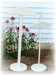 Stall Display Stands InfantToddler Wood Dress Form painted white YouthAdult Wood 87