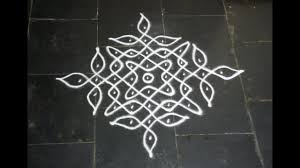 Step By Step Kolam Designs With Dots Kolam Designs 42 Patterns To Rock Every Occasion