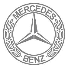 Mercedes Benz Logo PNG Transparent & SVG Vector - Freebie Supply