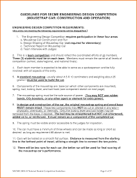 Engineering Technical Report Template 45 Engineering Report Template Sample Sales Report Template 10 Free