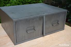 vintage metal furniture. Vintage Metal Cabinets Are Perfect For Attaching Hairpin Legs And  Converting Them Into Industrial Furniture Vintage