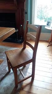used oak dining chairs 4 only remaining light oak dining chairs solid used 4 only remaining