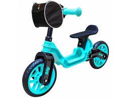 Купить <b>беговел RT Hobby bike</b> Magestic, аква/черный по цене от ...