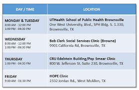 Mcgovern School Medical Internal Uthealth Health Clinic Mobile Medicine
