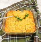 bacon   onion two cheese spoon bread