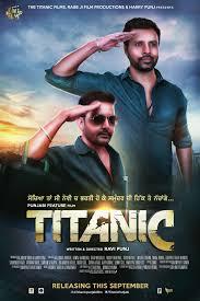 Punjabi Poster Design Titanic Poster Design By Villasra Bros The Titanic Film