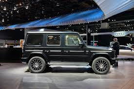 Mercedes benz g class price (rs. 2019 Mercedes Benz G Class Review Ratings Specs Prices And Photos The Car Connection
