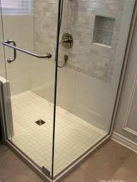 curbless shower drain pan save linear how to build with curbless shower drain transitional linear