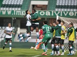Embalado pela classificação heroica, Cianorte recebe o Coritiba pela  semifinal do Paranaense