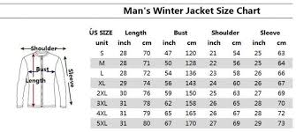 Winter Jacket Size Chart Thick Military Bomber Jacket Men Team Customized Logo Print Popular Classic Outdoor Warm Coat Hunting Camping Waterproof Winter
