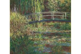 claude monet le bassin aux nymphéas harmonie rose water lily pond pink harmony
