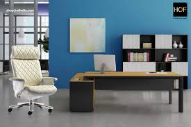 latest office design. One Of The Major Advantages With Blue Is That Can Use Its Different Hues To Design Office Latest 2