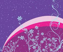 pink and blue background designs.  Background Blue Flowers Design Background With Pink And Designs FreeVectorcom