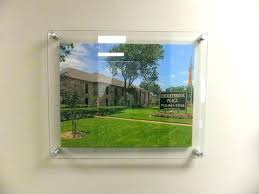 Floating acrylic wall frame Glass Large Acrylic Frames Floating Acrylic Wall Frame Acrylic Wall Frame Large Acrylic Frames Floating Double Panel Acrylic Example Sheets Cut My Plastic Large Acrylic Frames Floating Acrylic Frames On Budget Inside Wall