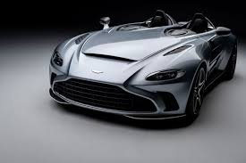 Aston Martin V12 Speedster Side View Supercars Gallery