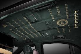 Mercedes-Benz S600 Guard Interior Becomes Arab Story via TopCar ...