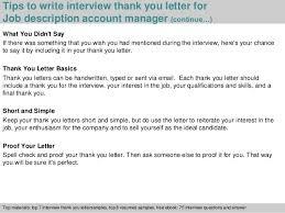 Didn T Get The Job Letter Fiveoutsiders Com