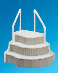above ground pool steps. Wedding Cake Steps For Above Ground Pools Fresh Pool R