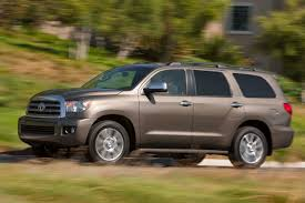 2013 Toyota Sequoia Review - Top Speed