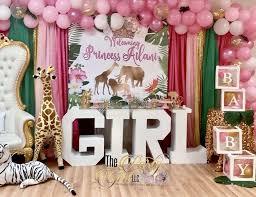 princess safari baby shower a