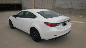 2014 mazda 6 white. front chrome grille trim mazda 6 forums forum atenza 2014 white g