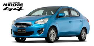 new car release phMitsubishi Motors Philippines unveils the allnew Mirage G4