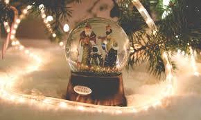 Merry Christmas snow globe HD wallpaper ...