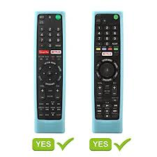 sony tv remote netflix. sony smart tv remote case sikai shockproof silicone for rmt-tx100u rmt- tv netflix -