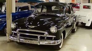 1950 Chevrolet Deluxe 2 dr - Frame Off Restoration - Original 235 ...
