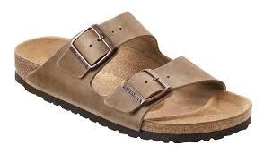birkenstock arizona leather sandals uni